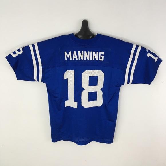 ecabccd54 Retro Adidas Peyton Manning Jersey